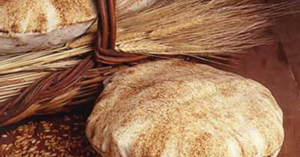 Libanesiskt bröd