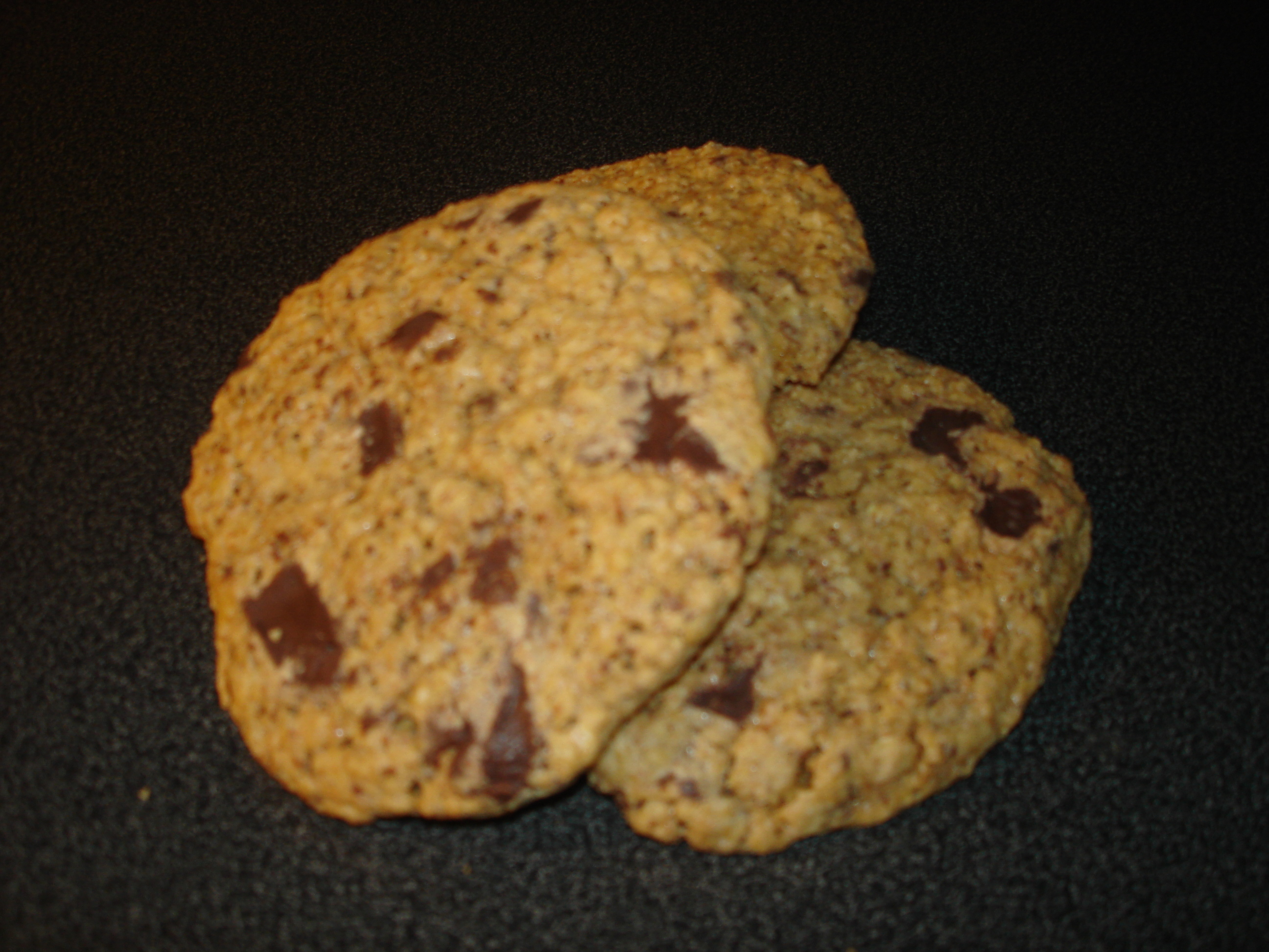 Choklad chip cookies