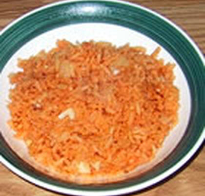 Mexikansk ris (arroz mexicano)