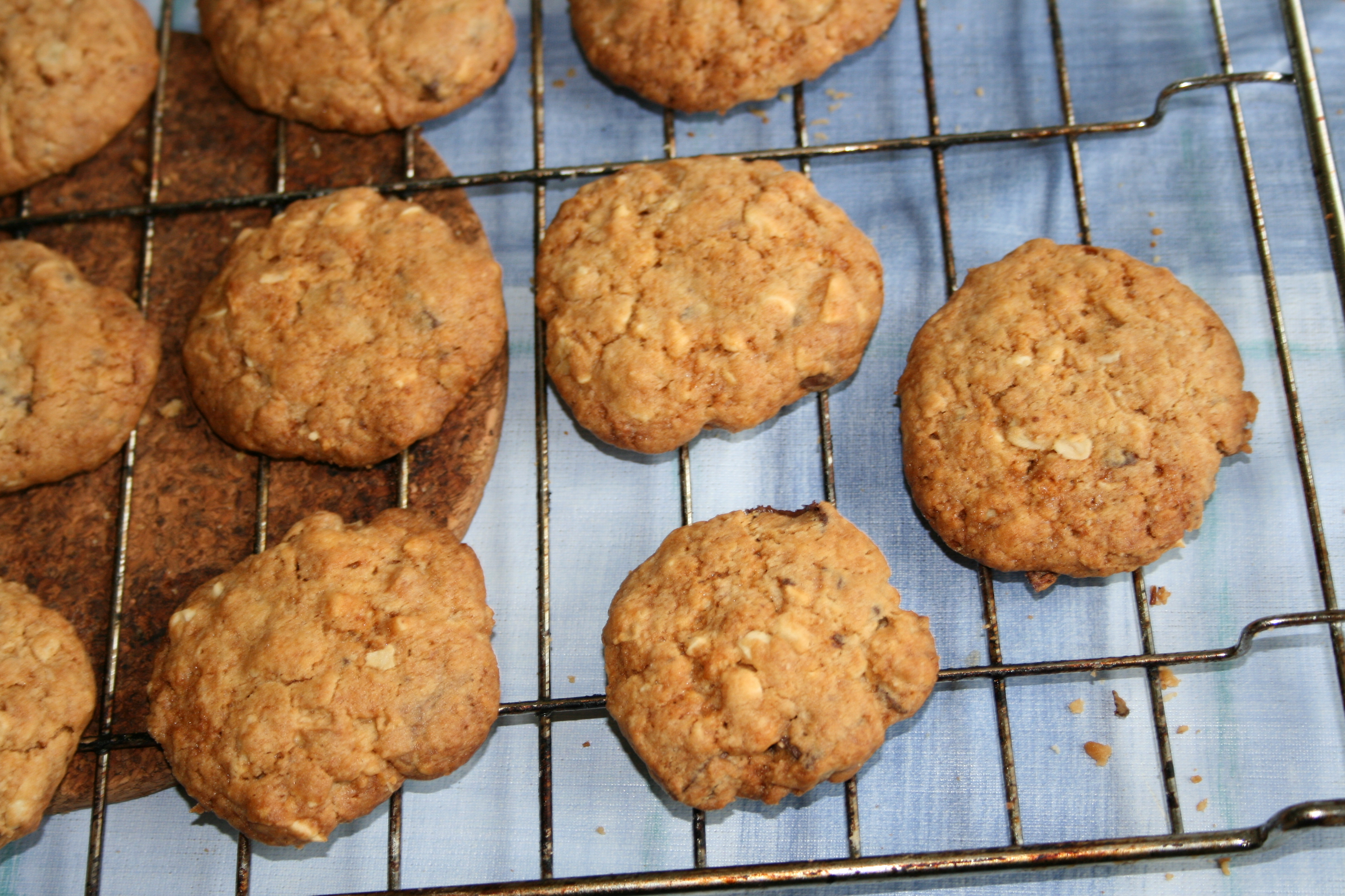 Choch chip Cookies