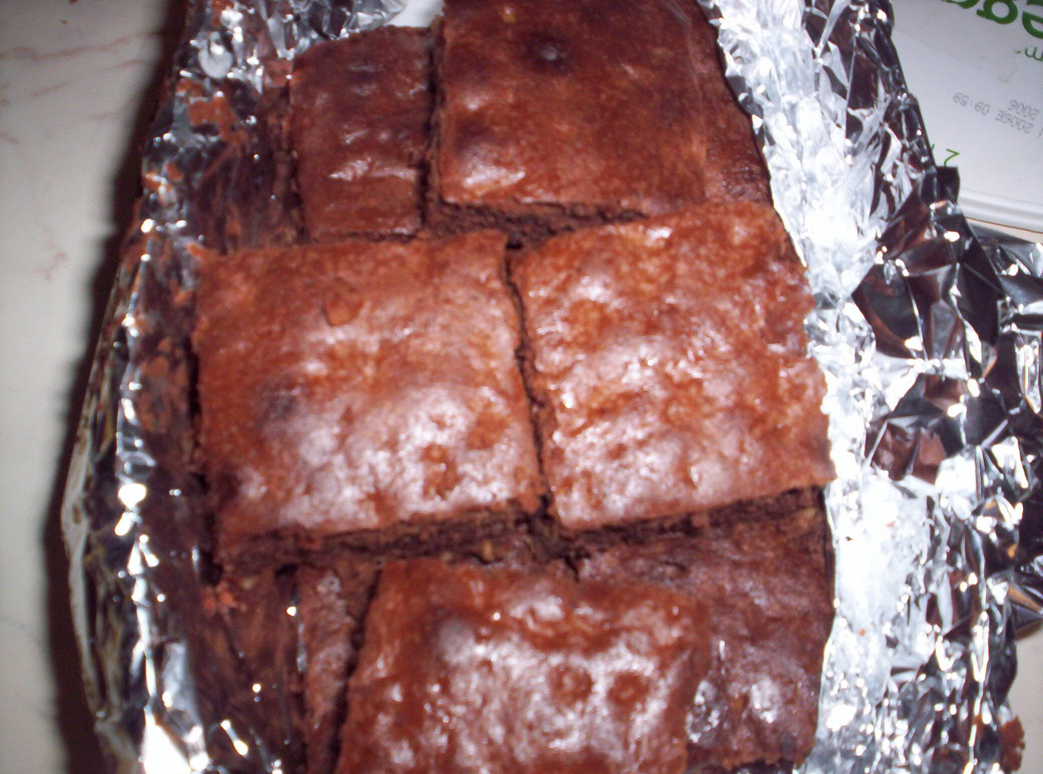 Nallemammas brownies