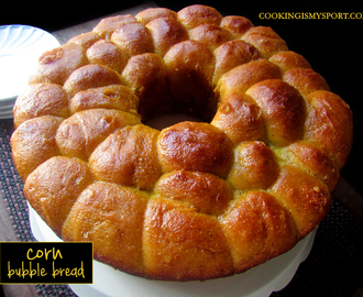Corn Bubble Bread
