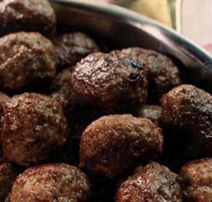 farmors goda köttbullar recept