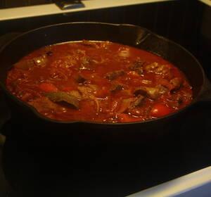 gulaschsoppa slow cooker recept