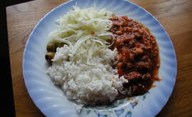 Chili con carne med extra smak
