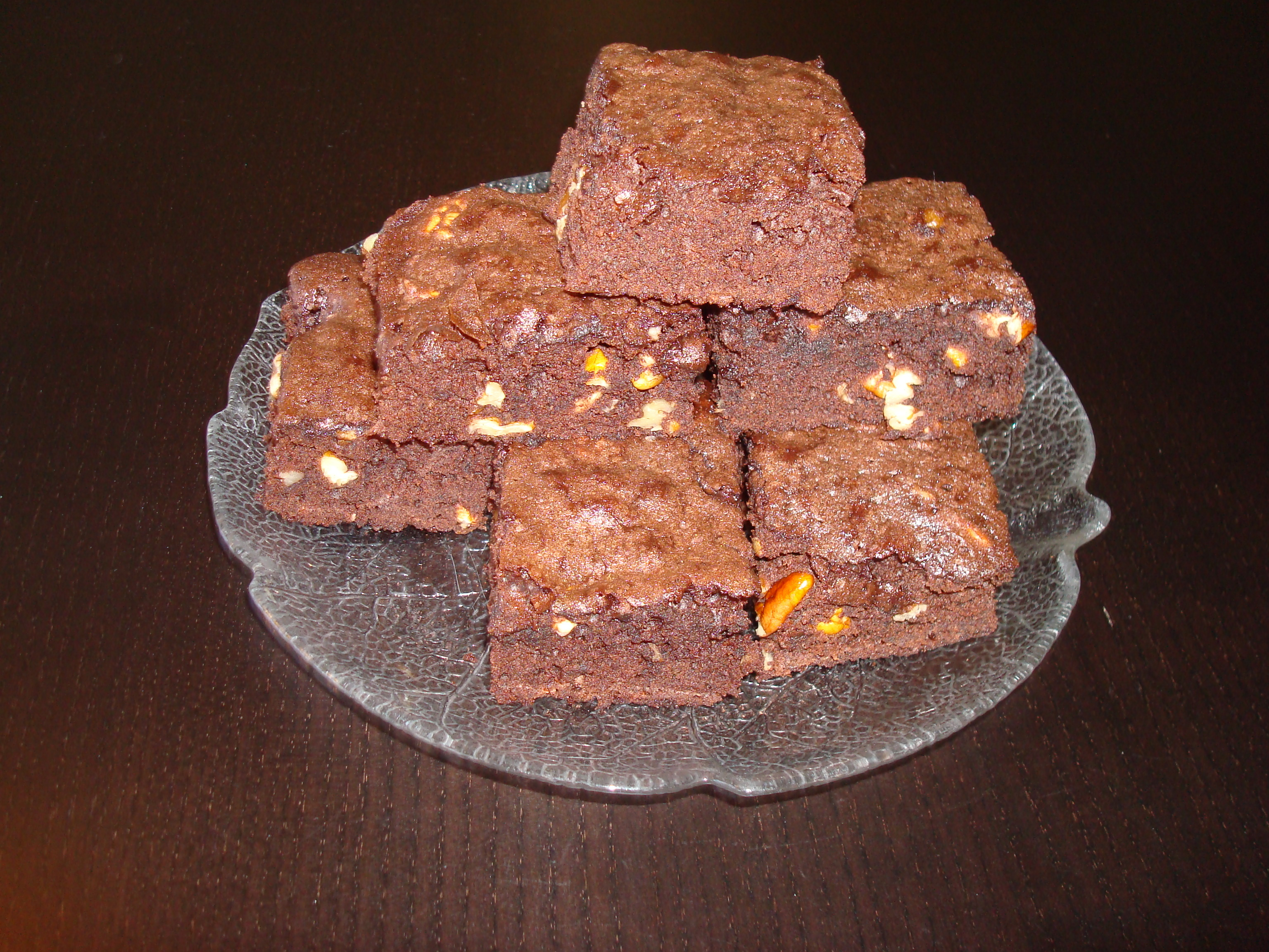 Gammeldags brownies