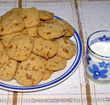 Tobbes Orange ChocoChip Cookies