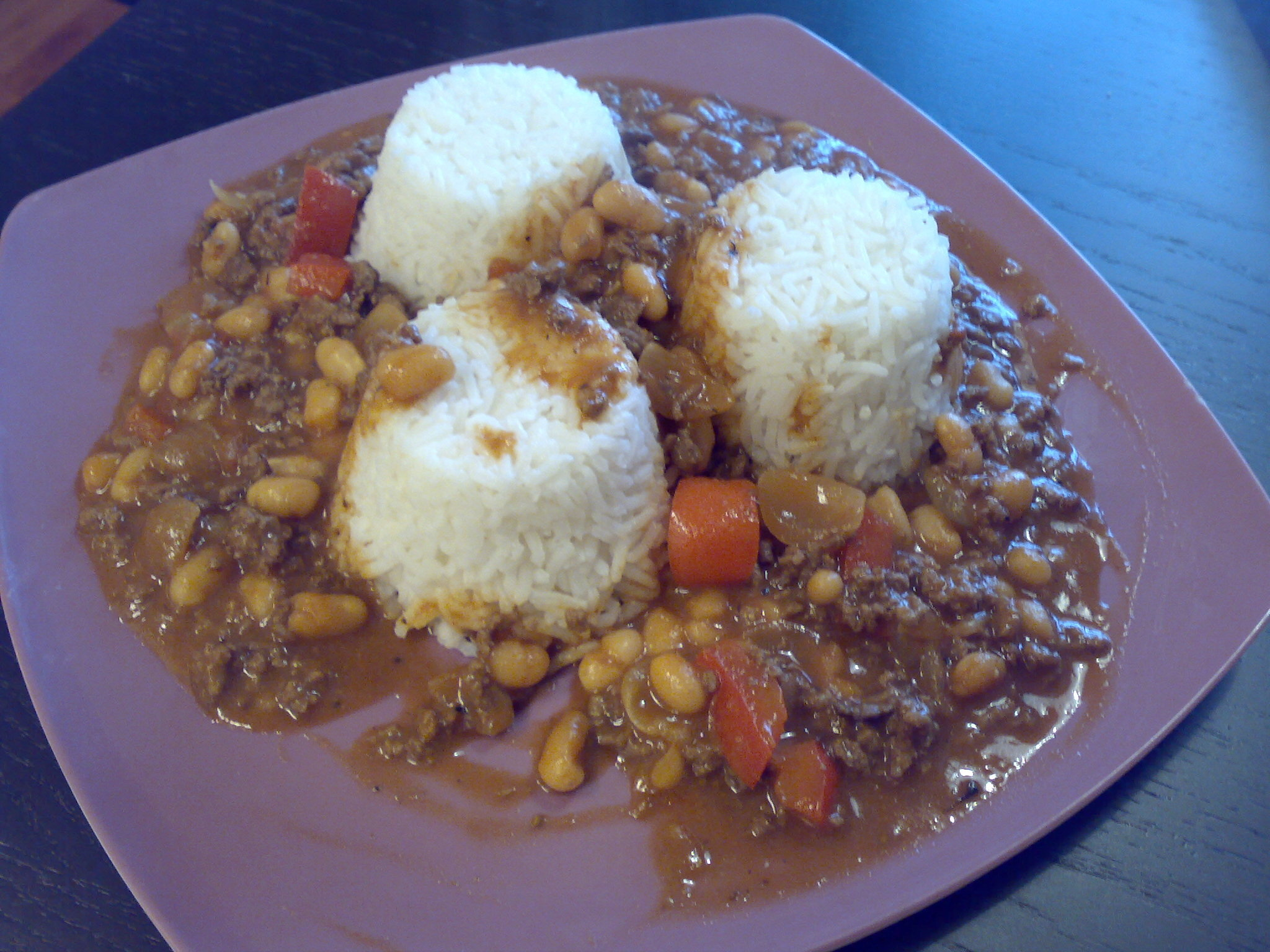 Supergod chili con carne