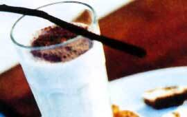 Irish coffe yoghurtshake