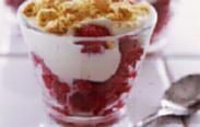 Fruktig Dessert I Glas Recept Matklubbense
