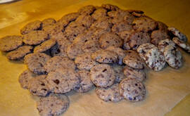 Subway's Chocolate Chip Cookies