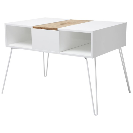 Telly Table Soffbord, Vit Cult design