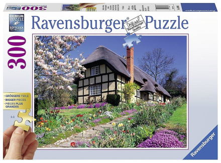 Pussel Ravensburger Country Cottage 300pc