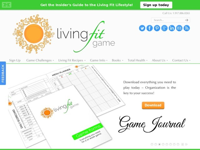 Living Fit Game