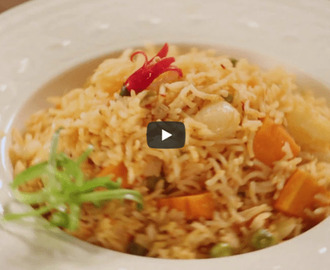 Schezwan Pulao Recipe Video