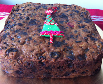 Apple And Sultana Cake Thermomix
