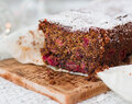Recept | Sinaasappel cranberry cake