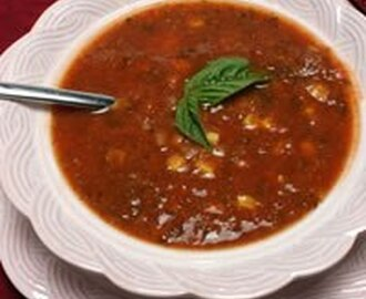 Soup Special of the Day!……….Hearty Vegetable Soup