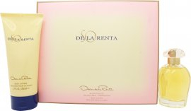 Oscar De La Renta So de la Renta Presentbox 100ml EDT + 200ml Body Lotion