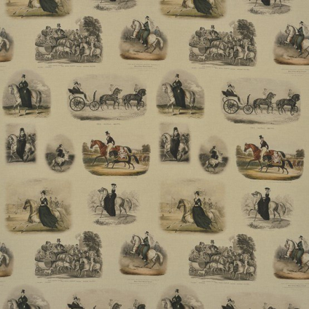 The Royal Collection Royal Promenade Linen Öljettlängd