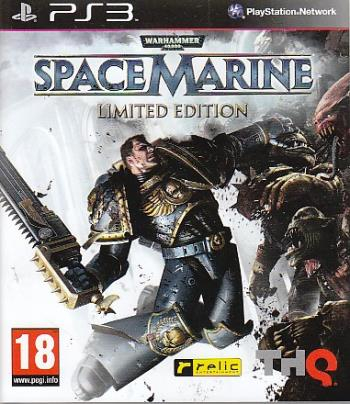 Warhammer 40K Space Marine LtdEd