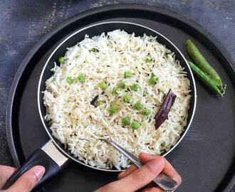 Jeera Rice Recipe | Easy one pot meal