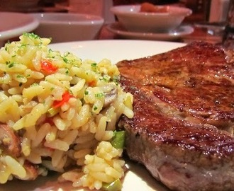 ARROZ  TASMÂNIA  (DO OUTBACK)