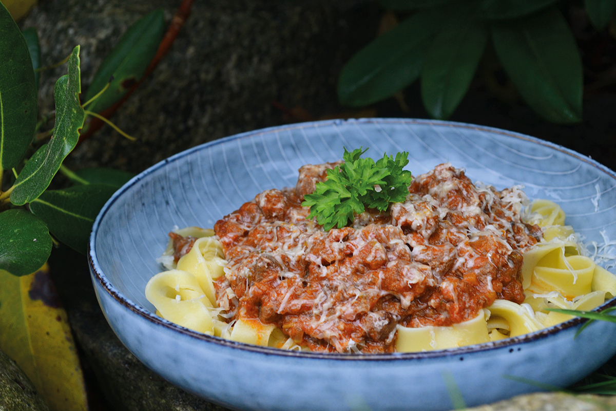 Pappardelle Chinghiale version 2.0