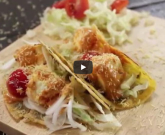 Thepla Tacos Recipe Video