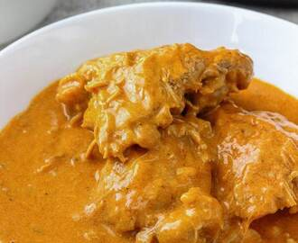 Instant Pot Chicken Paprikash