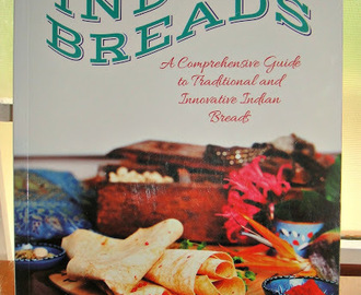 Indian Breads – Cookbook Review - Kela Paratha