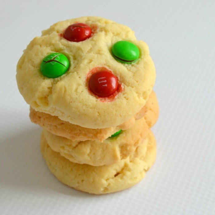 Thermomix Christmas Biscuits
