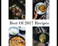 Best Of 2017 Recipes