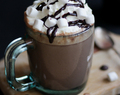 Baileys Slow Cooker Hot Chocolate