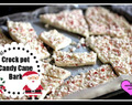 Crock Pot Candy Cane Bark ♥