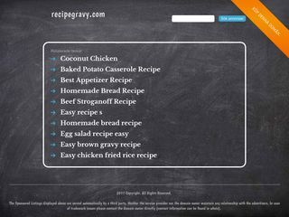 Recipegravy