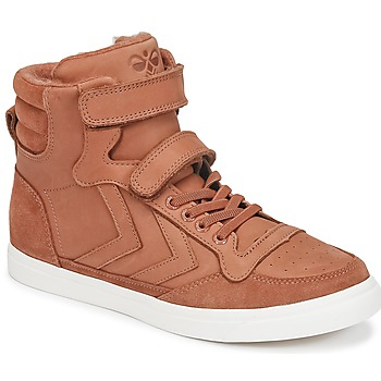 Hummel Höga sneakers STADIL OILED HIGH JR Hummel