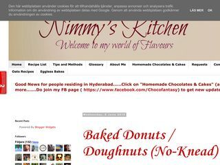Nimmy's Kitchen