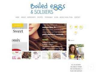 Boiled Eggs & Soldiers