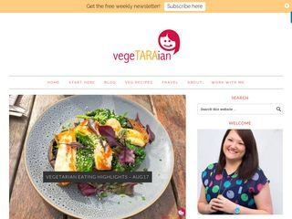 vegeTARAian — Sharing vegetarian experiences. Something for everyone!