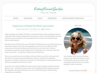 Eating Covent Garden | Cook, eat, explore