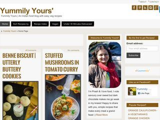Yummily Yours' -Delicious Food Delivered