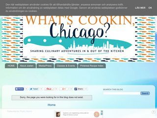 Joelen's What's Cookin Chicago