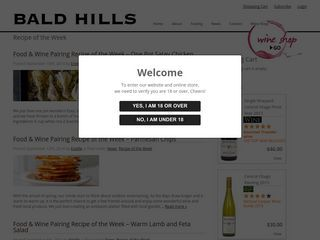Recipe Of The Week | Bald Hills