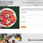 Brendon The Smiling Chef | Happy Cooking and Keep Smiling