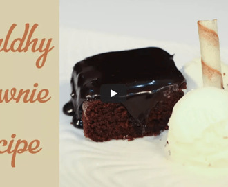 Brownie Recipe Video