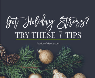 Beat Holiday Stress with These 7 Tips