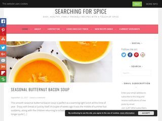 Searching for Spice | Cooking Eating Blogging