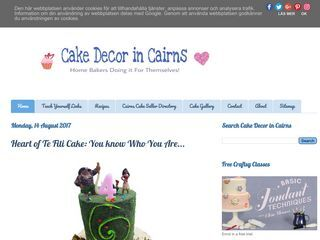 Cake Decor Cairns