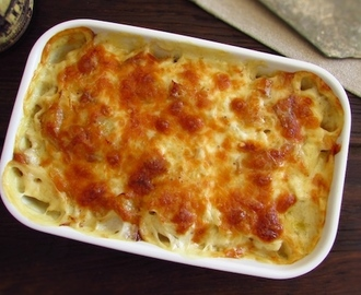 Bacalhau com natas | Food From Portugal